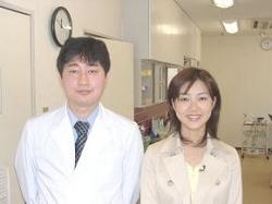 2005年4月19日 名古屋テレビ「UP!」出演!